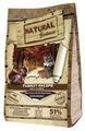 Корм для собак NATURAL Greatness индейка, утка, курица с картофелем, с горошком