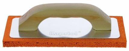 Тёрка для шлифовки штукатурки с губкой Kapriol 23047 240x100 мм