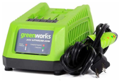 Зарядное устройство greenworks G24C 2903607 24 В