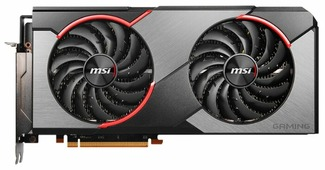 Видеокарта MSI Radeon RX 5700 XT 1730MHz PCI-E 4.0 8192MB 14000MHz 256 bit 3xDisplayPort HDMI HDCP GAMING X