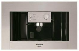 Кофеварка рожковая Hotpoint-Ariston CM 5038 IX HA
