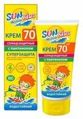 Sun Marina Kids Крем солнцезащитный для особо чувствительных участков лица и тела SPF 70