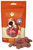 Лакомство для собак Molina для мелких пород Медальоны из ягненка