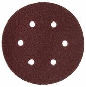 Шлифовальный круг на липучке ЗУБР 35566-150-080 150 мм 5 шт