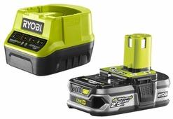 Набор RYOBI RC18120-125 18 В 2.5 А·ч