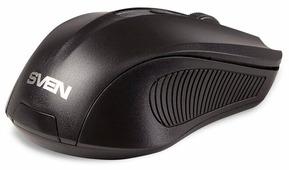 Мышь SVEN RX-300 Wireless Black USB