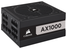 Блок питания Corsair AX1000 80 Plus Titanium 1000W