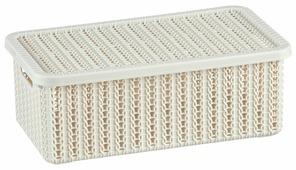 IDEA коробка Вязание М 2369 9,5x15x27 см
