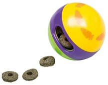 Игрушка для грызунов, кроликов Ferplast PA 4730 диспенсер для корма 6 см