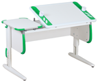 Парта Дэми White-Techno Maxi Сут-31 (белый/серый)