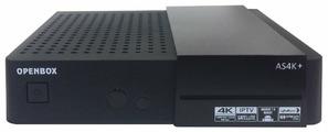Спутниковый ресивер Openbox AS4K+