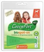 GreenFort neo БиоКапли для собак 10–25 кг