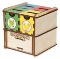 Сортер Woodland Комодик куб Животные 119107