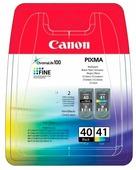 Набор картриджей Canon PG-40/CL-41 Multipack (0615B043)