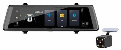 Видеорегистратор RECXON Panorama V1, 2 камеры, GPS