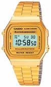 Наручные часы CASIO A-168WG-9
