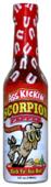 Соус Ass Kickin перечный Scorpion Pepper Hot Sauce, 148 мл
