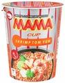 Mama Лапша быстрого приготовления тайская со вкусом супа Том Ям 70 г