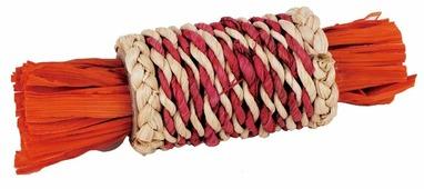 Игрушка для грызунов Fauna International Ролик 5х10см кукуруза