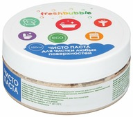 Средство для чистки любых поверхностей Чисто паста Freshbubble