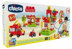Конструктор Chicco App Toys 07424 Пожарная станция
