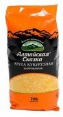 Алтайская сказка Крупа кукурузная №4, 700 г