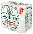 Светлое пиво Clausthaler Original безалкогольное 0,5 л 6 шт