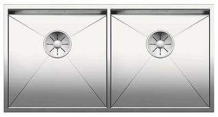 Врезная кухонная мойка Blanco Zerox 400/400-U