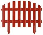 Забор декоративный GRINDA Ар Деко