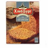ХлебБург Смесь мучная Хлеб многозерновой Английский, 0.4 кг