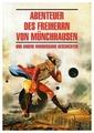 """Бюргер Г.А. """"Abenteuer des freiherrn von Munchhausen / Приключения барона Мюнхаузена"""""""