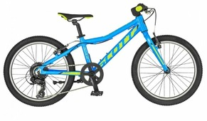 Подростковый горный (MTB) велосипед Scott Scale 20 Rigid Fork (2019)