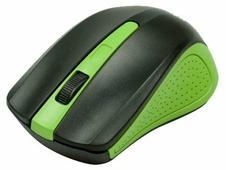 Мышь Ritmix RMW-555 Black-Green USB