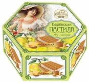 Пастила Старые Традиции Белёвская воздушная яблочная без сахара 150 г