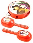 Играем вместе набор инструментов Маша и Медведь B607108-R