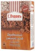 С.Пудовъ Смесь для выпечки хлеба Деревенский ржаной хлеб, 0.5 кг