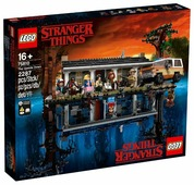 Конструктор LEGO Stranger Things 75810 Очень странные дела