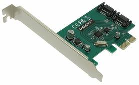 SATA контроллер ORIENT A1061SL