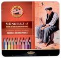 KOH-I-NOOR Акварельные карандаши Mondeluz, 48 цветов (3726048001PL)