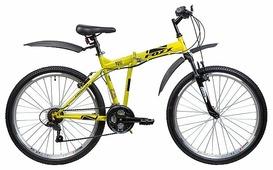 Горный (MTB) велосипед Foxx Zing H1 26 (2018)