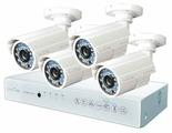 Комплект видеонаблюдения IVUE 1080P-AHC-B4 4 камеры