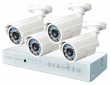 Комплект видеонаблюдения IVUE 1080P AHC-B4 4 камеры