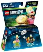 Конструктор LEGO Dimensions 71227 Клоун Красти