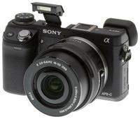 Фотоаппарат Sony Alpha NEX-6 Kit