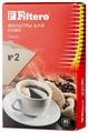 Одноразовые фильтры для капельной кофеварки Filtero Classic Размер 2