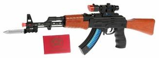 Автомат Играем вместе АК-47 (B1606648-R)