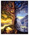 "ВанГогВоМне Картина по номерам ""Дерево жизни"", 40х50 (ZX 20834)"