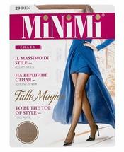 Колготки MiNiMi Tulle Magico 20 den
