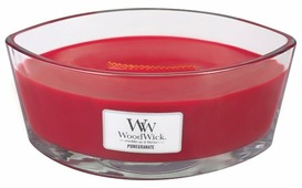 Свеча WoodWick Pomegranate, эллипс