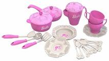 Набор посуды Нордпласт Барби 630
